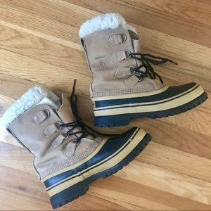Sorel Caribou all weather boots
